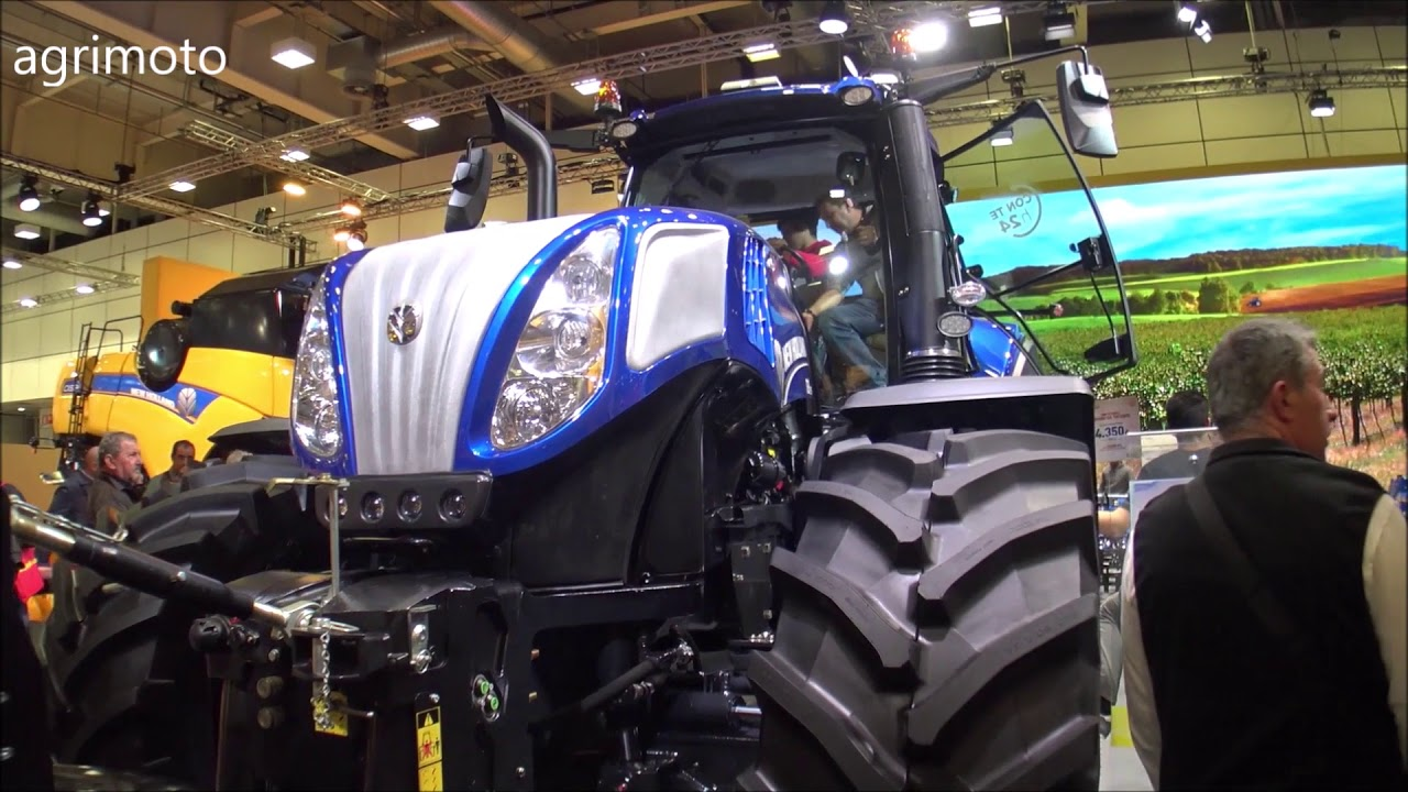 New Holland T8 435 Tractor
