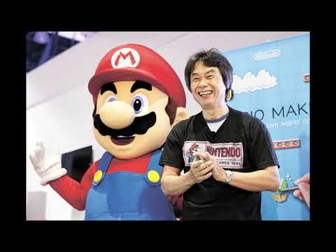 A Quick Look At Shigeru Miyamoto |