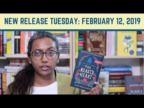 New Release Tuesday: February 12, 2019