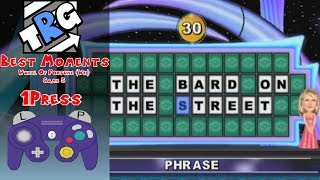 TheRunawayGuys - Wheel Of Fortune (Wii) - Game 5 Best Moments
