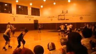 KRD & DDDD Fast Girl Bout Video 8 (45-60 Minutes)