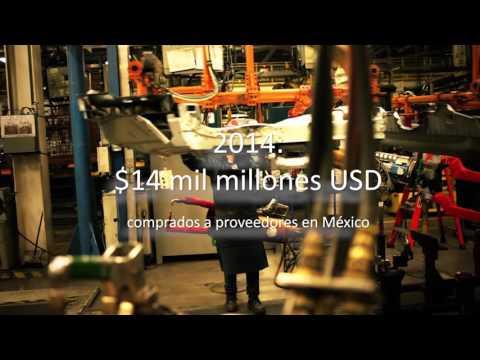 General Motors de México, edición de aniversario #GM80años