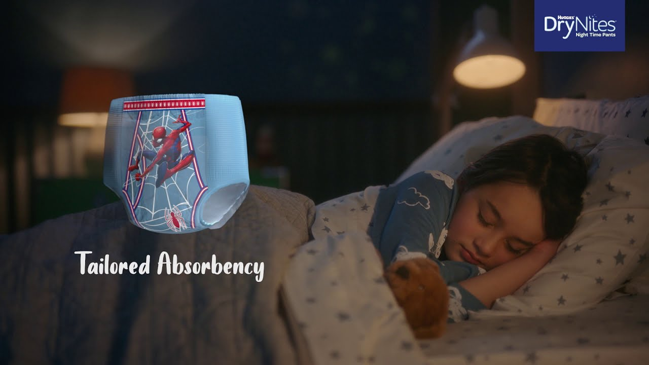 Download DryNites Pyjama Pant: enjoy sleepovers dry and worry free