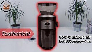 rommelsbacher EKM 300 Kaffeemühle im Test! (Review nach 4 Wochen)