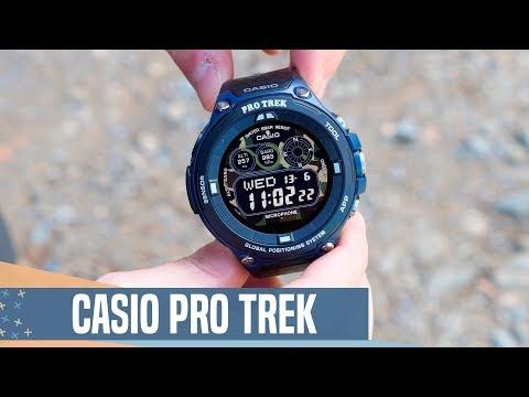 El smartwatch MÁS PRO y RESISTENTE! Casio Pro Trek review