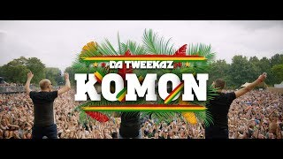 Da Tweekaz - Komon (Official Video Clip)