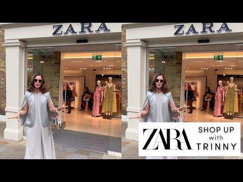 ZARA SHOP UP | TRINNY