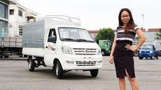 Xe Tải 1 Tấn Thái Lan DFSK Giá Siêu Rẻ Chỉ 169 Triệu | Gái Mê Xe | Thu Phạm