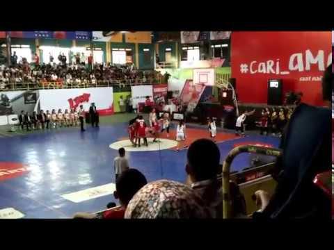 FINAL PARTY DBL 2017 SMA DIAN HARAPAN MAKASSAR VS SMAN 11 MAKASSAR PUTRI