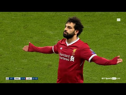"""All he wants to do is finish games. Ice cold."" Mohamed Salah impresses Rio, Gerrard and Lampard"