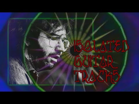 Jerry Garcia Isolated Guitar Track 111272 Part 12 Bertha