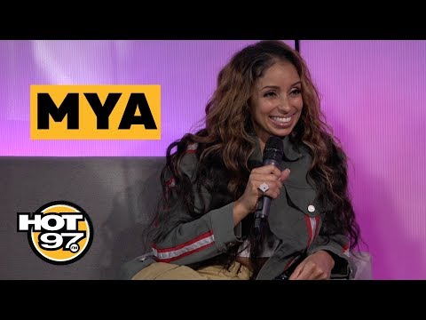 Mya on New Music, Meeting Prince & A Lady Marmalade Remake