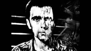 Watch Peter Gabriel And Through The Wire video