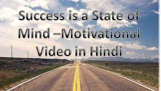 Motivational Video for Success in Hindi -Drawn from Panchtantra  Stories-2