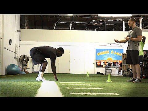 Agility & Upper Body Athletes Training | Overtime Athletes