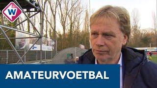 Van den Berg over defensie tegen Scheveningen: 'Eerste half uur was belabberd' - OMROEP WEST SPORT