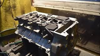 Дефектовка двигателя BMW N46B20