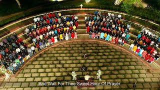 Sweet Hour Of Prayer sung by 200 voice Mass Choir in Classic Hymns album with same title .