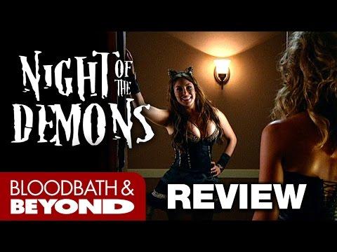 Night of the Demons 2009  Movie