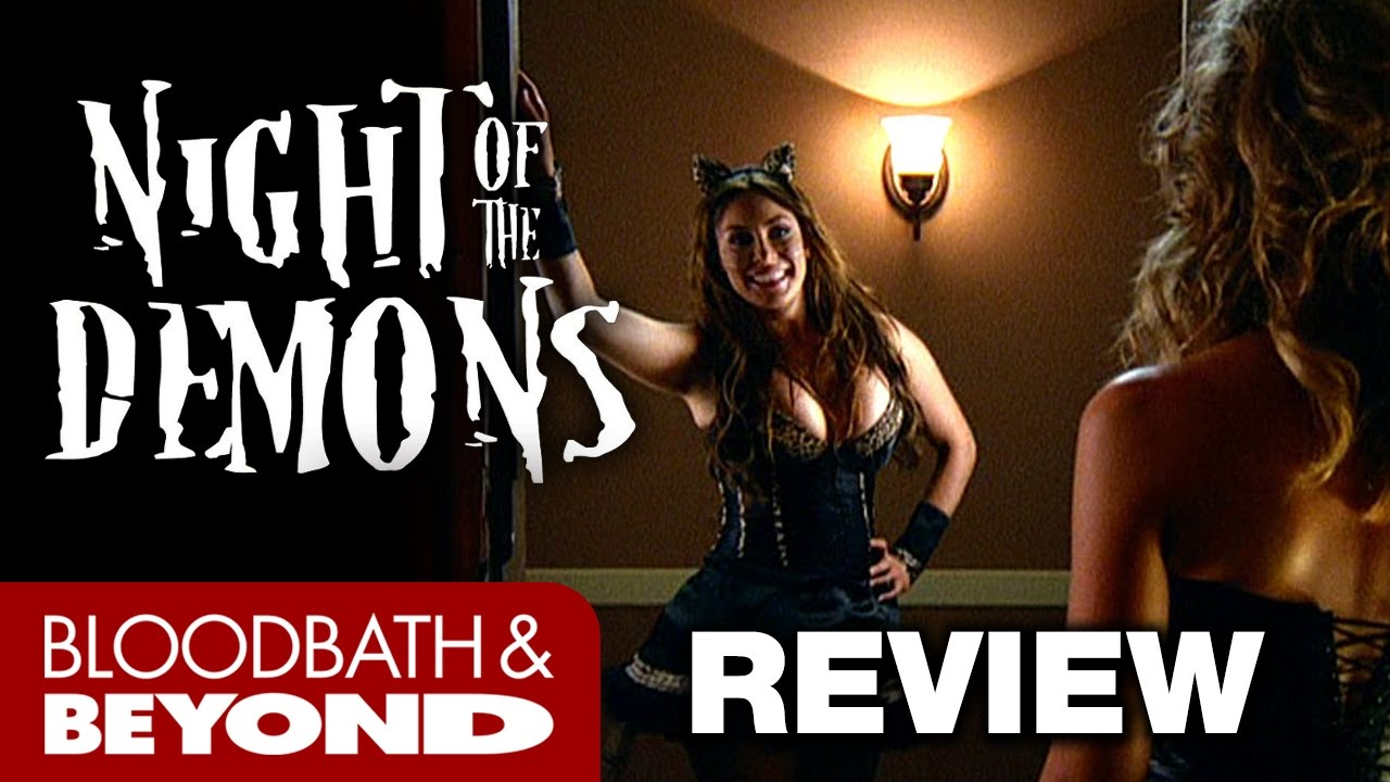 Download Night of the Demons (2009) - Movie Review