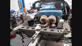Lotus Elise Turbo build, 400 HP @ 13 PSI