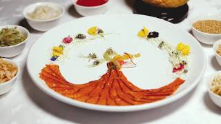 The Art of Yee Sang   Shanghai Restaurant   JW Mar...