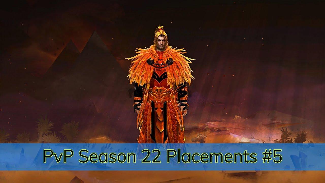 Guild Wars 2 - PvP Season 22 - Placement #5