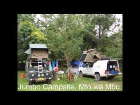 Camping Tanzania