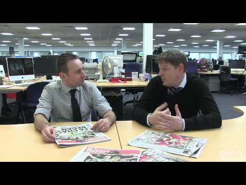 Daily record football show - craig swan and gregor kyle discuss celtic draw in europa league
