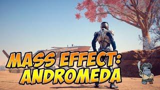 Mass Effect: Andromeda 4 часть прохождение #2, обзор, мнение