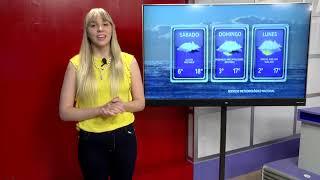 Pronóstico- Puerto Madryn- 22 de septiembre.