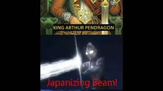 Japanizing Beam and Americanizing Beam meme Compilation
