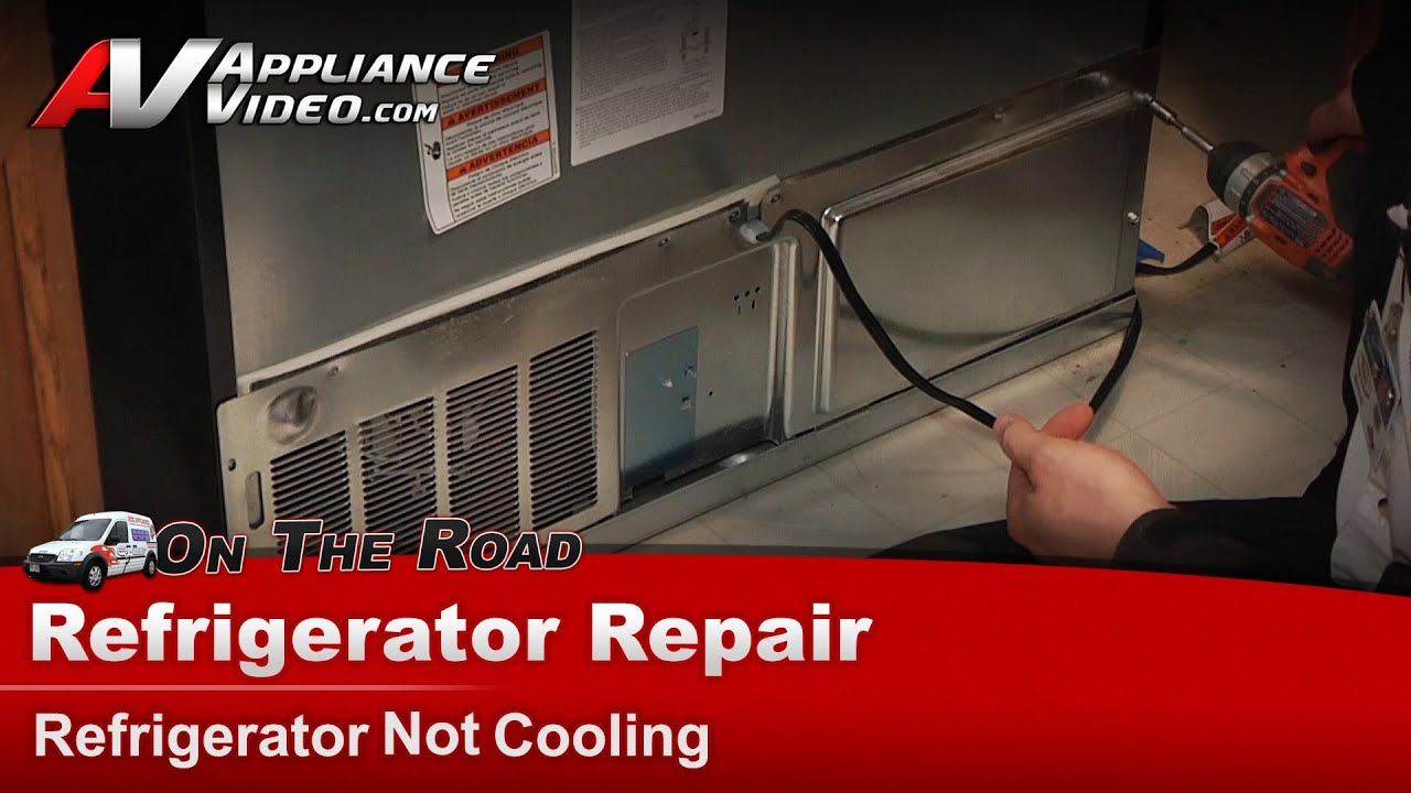 refrigerator repair not cooling repair diagnostic on compressor whirlpool maytag sears [ 1280 x 720 Pixel ]
