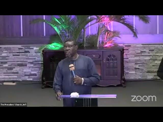 Prospect of Eternal Pursuit (SoP) 11.05.21 Apostle Diran