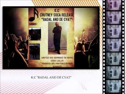 K.C Badal and de Cyat