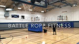 Battle Rope Fitness
