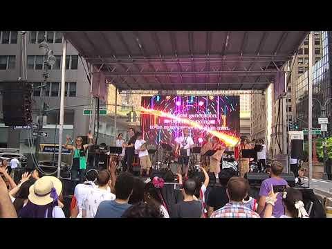 Okinawa Music Festival / Japan Fes - Haru x Kohei Okinawan Rock 沖縄ミュージックフェスティバル・ジャパンフェス NYC