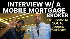 Interview w/ A Mobile Mortgage Lender at the Valuetainment Vault Conference