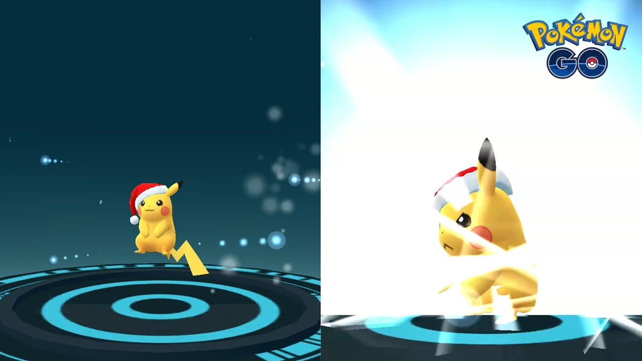 HOW TO GET CHRISTMAS RAICHU in Pokémon GO ☆ CHRISTMAS EVENT ...