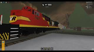 ROBLOX AWVR 777 & 767 at Wallace and Jane Junction