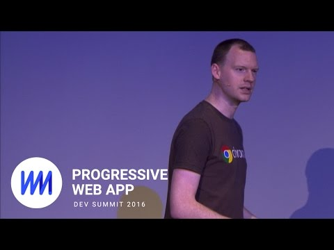 Instant-loading Offline-first (Progressive Web App Summit 2016)