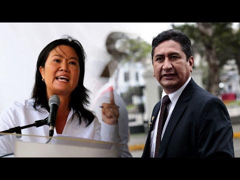 """Keiko: """"Mover a Alberto Fujimori en su muy delicado estado de salud sería simplemente un homicidio"""""""