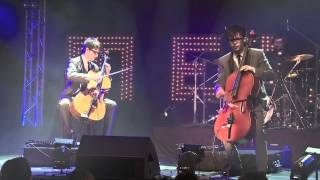 Mission Impossible Theme ( Cello / Drums Cover ) - Melo-M Live