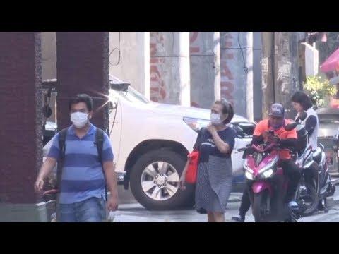 Philippine president declares lockdown of Metro Manila