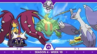 COIN FLIP! | Minnesota Vikavolts VS New Orleans Pelippers NPA S4 W10  | Pokemon Ultra S/M
