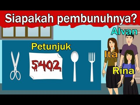 5 Riddle Indonesia terbaru 2019 beserta jawabannya. Ayo pecahkan teka-teki dalam cerita? Eps. 08