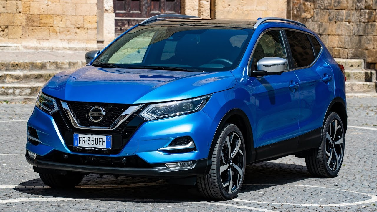 2019 nissan qashqai walkaround youtube. Black Bedroom Furniture Sets. Home Design Ideas