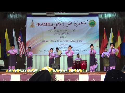 Johan Nasyid Amal Islami peringkat Negeri Selangor 2011 (Lelaki)