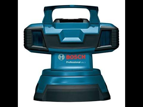 Лазер для пола Bosch GSL 2