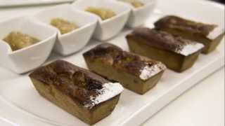 LCB : Gâteaux de voyage pomme et citron caramélisés aux noix